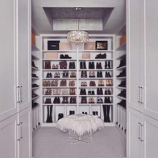 جاکفشی مدرن اتاق